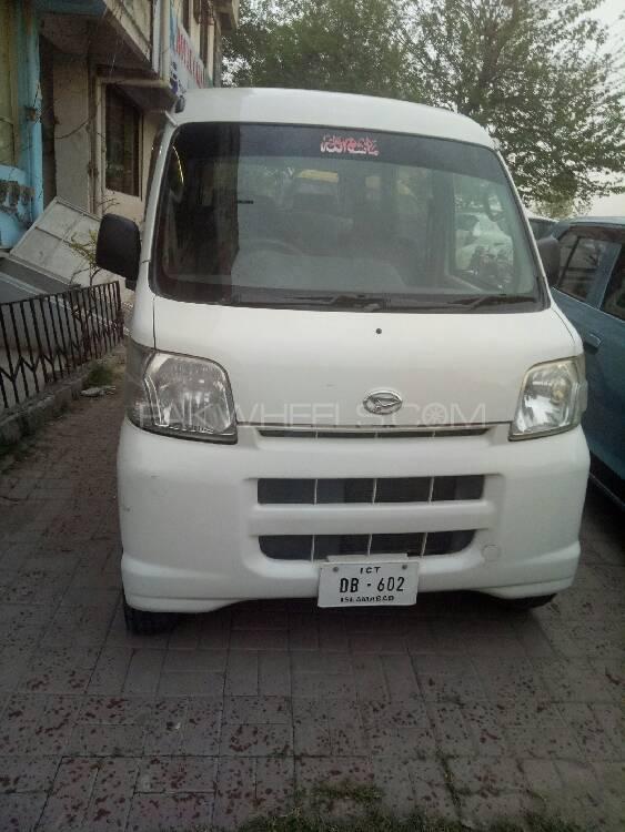 Daihatsu Hijet Cruise 2010 Image-1
