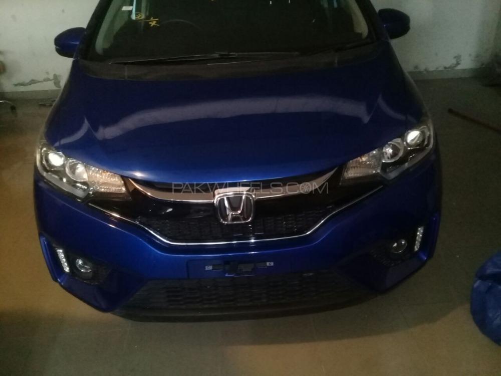Honda Fit 2015 Image-1