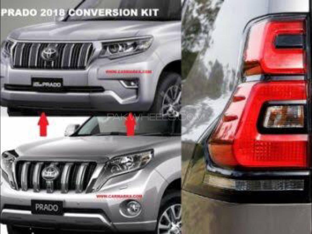 Prado 2020 Facelift Conversion kit Image-1