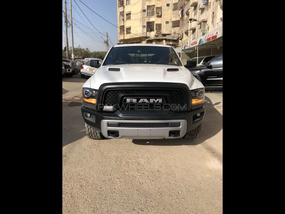 Dodge Ram 2016 Image-1