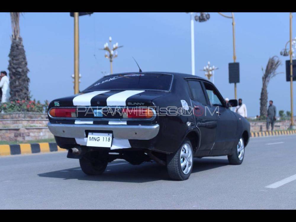 Nissan Sunny GL 1976 Image-1