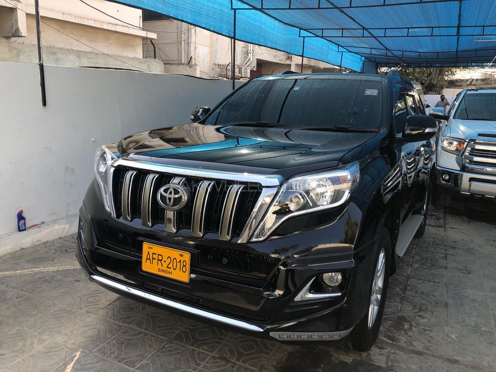 Toyota Prado 2012 Image-1