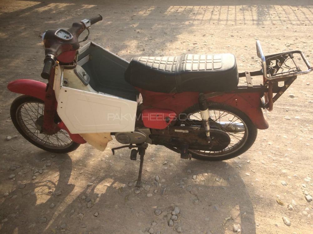 Honda Other 1986 Image-1