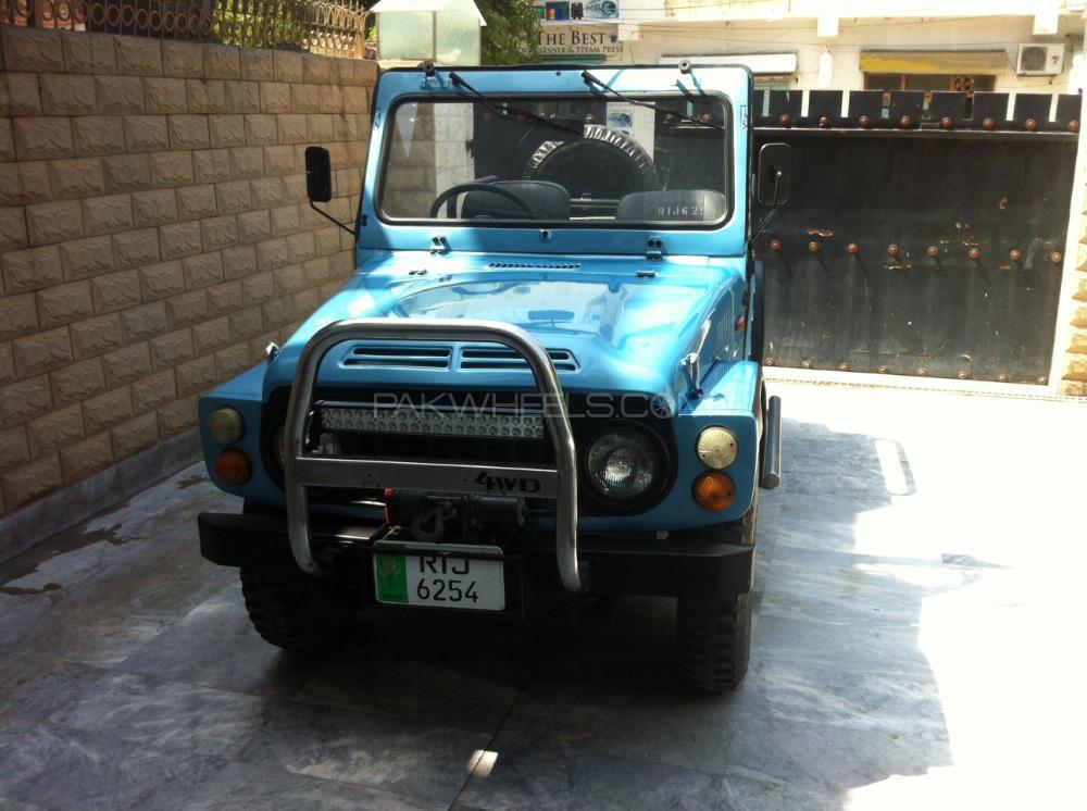Suzuki Lj80 1981 Image-1