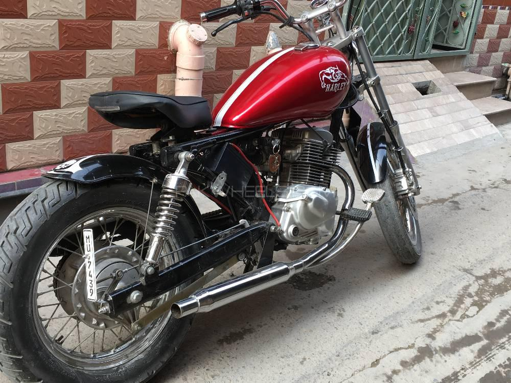 Honda CD 200  1989 Image-1