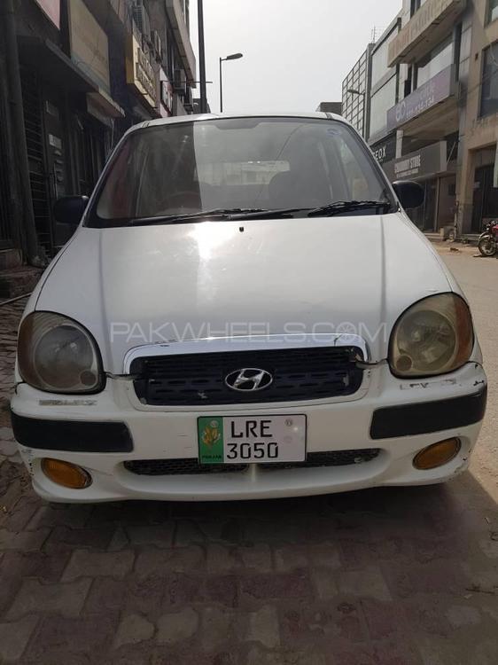 Hyundai Santro Plus 2003 Image-1