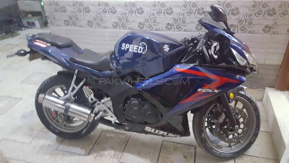 Suzuki GSF 400 1998 Image-1
