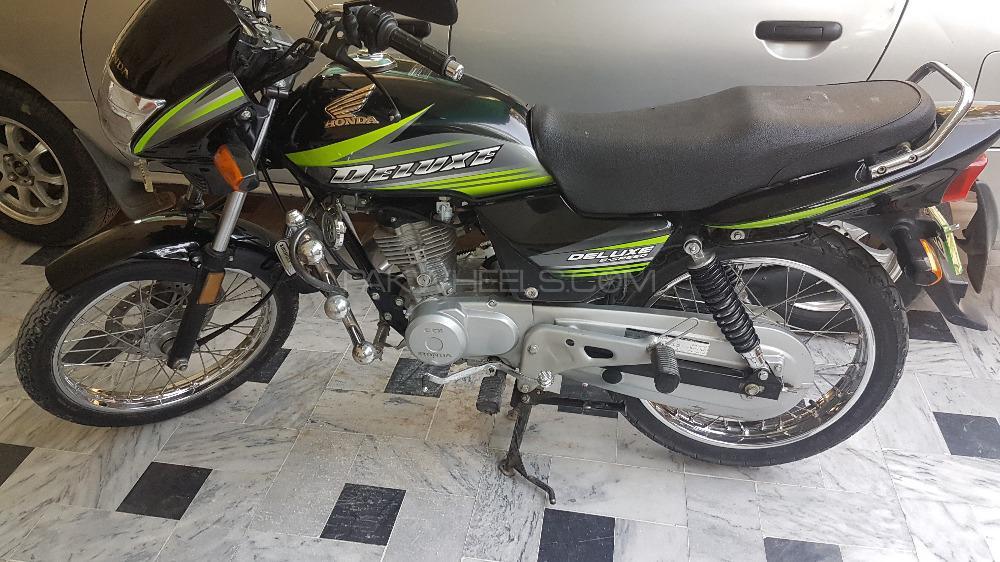 Honda CG 125 Deluxe 2017 Image-1