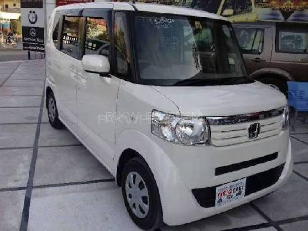 Honda N Box G-L Package 2012 Image-1