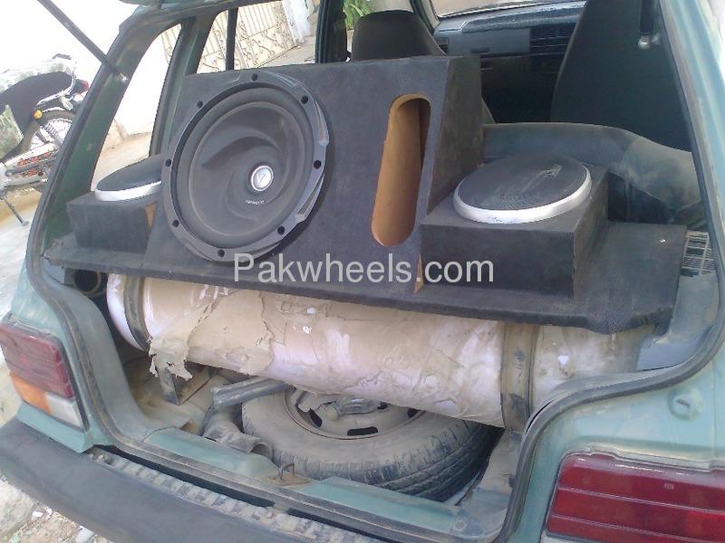Car Sound System Sale For Cultus Khyber Fx Mehran Alto