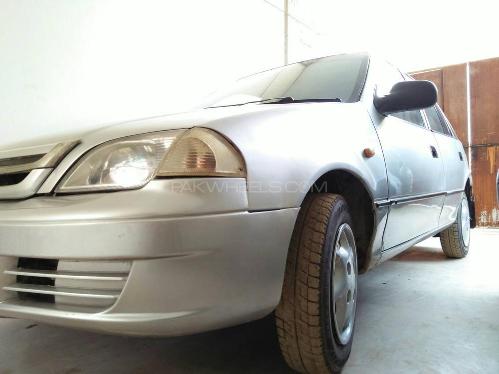 Suzuki Cultus VX (CNG) 2002 Image-1