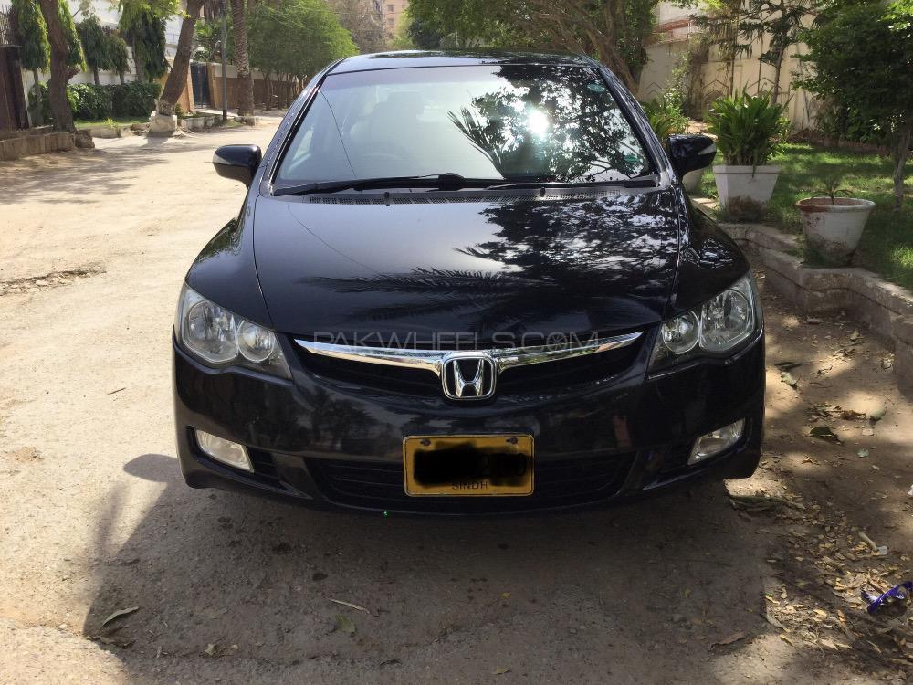 Honda Civic 2011 Image-1