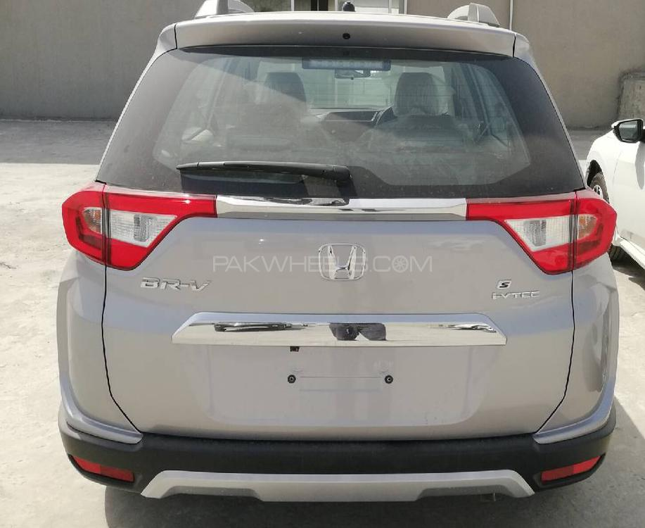 Honda BR-V i-VTEC S 2018 Image-1