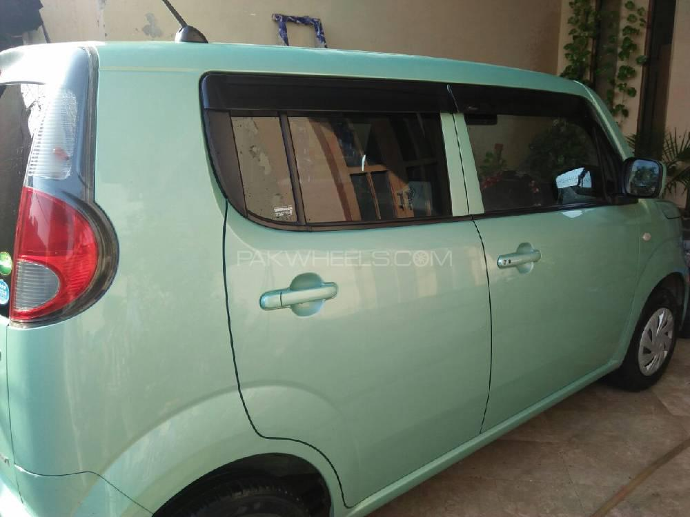 Suzuki MR Wagon X IDLING STOP 2015 Image-1
