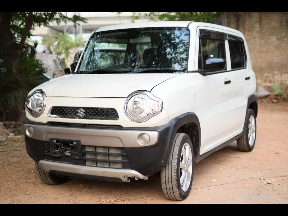 Suzuki Hustler 2015 Image-1