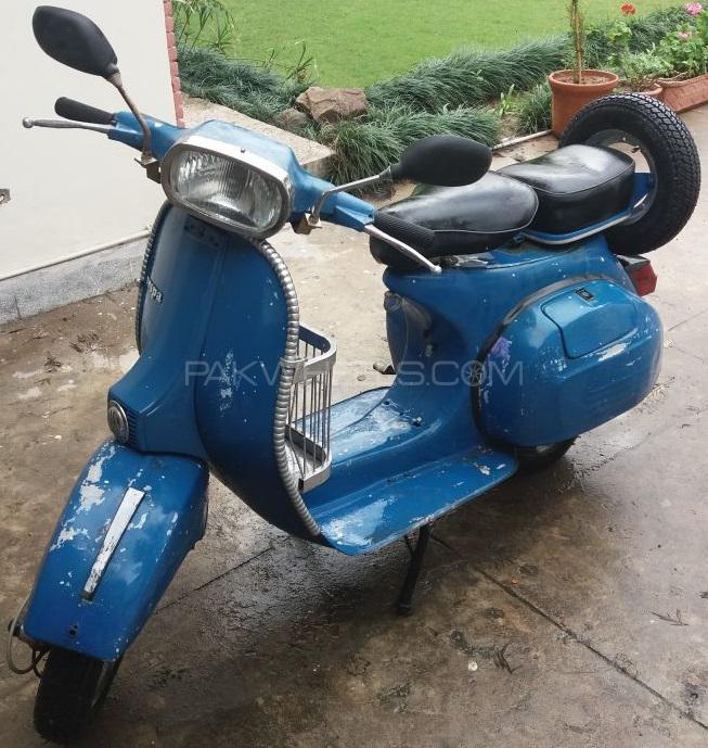 Vespa 150cc 1986 Image-1