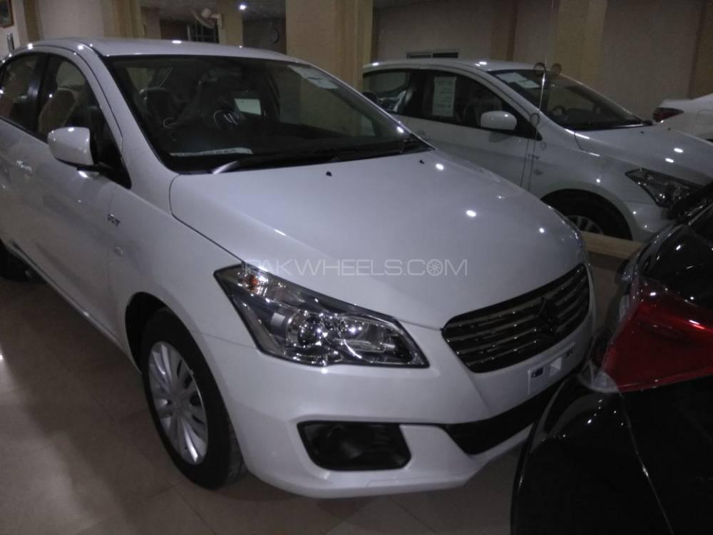 Suzuki Ciaz Automatic 2018 Image-1