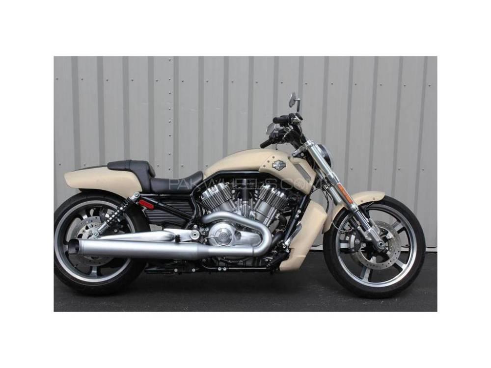Harley Davidson V-Rod Muscle 2015 Image-1