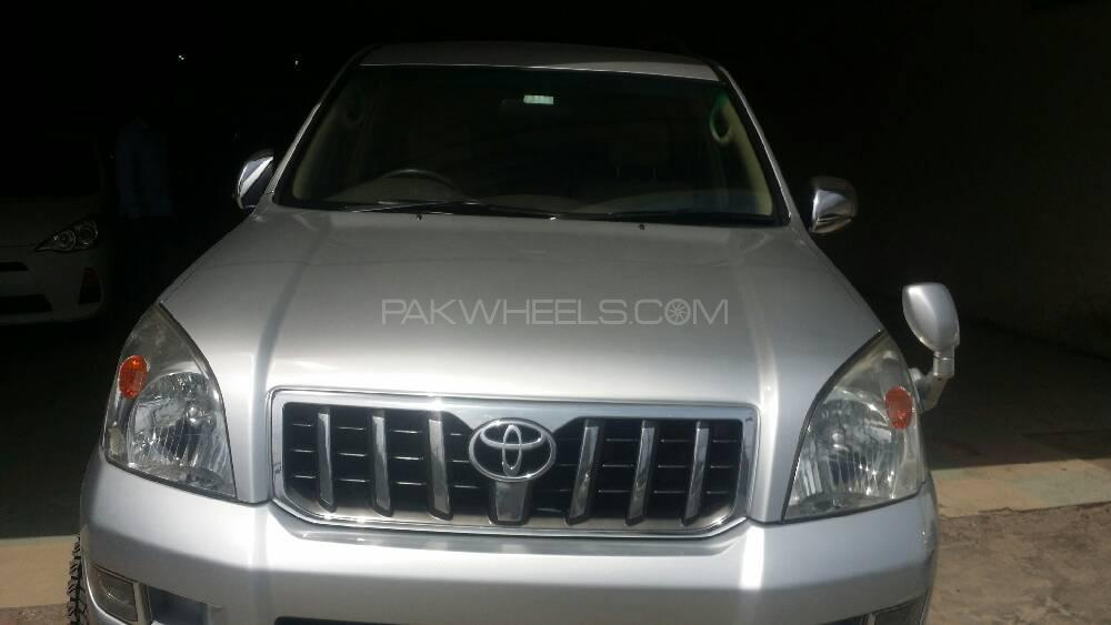 Toyota Land Cruiser 2009 Image-1