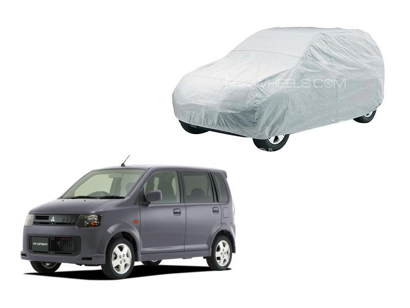 Parachute With PVC Coating Top Cover For Mitsubishi EK Wagon in Lahore