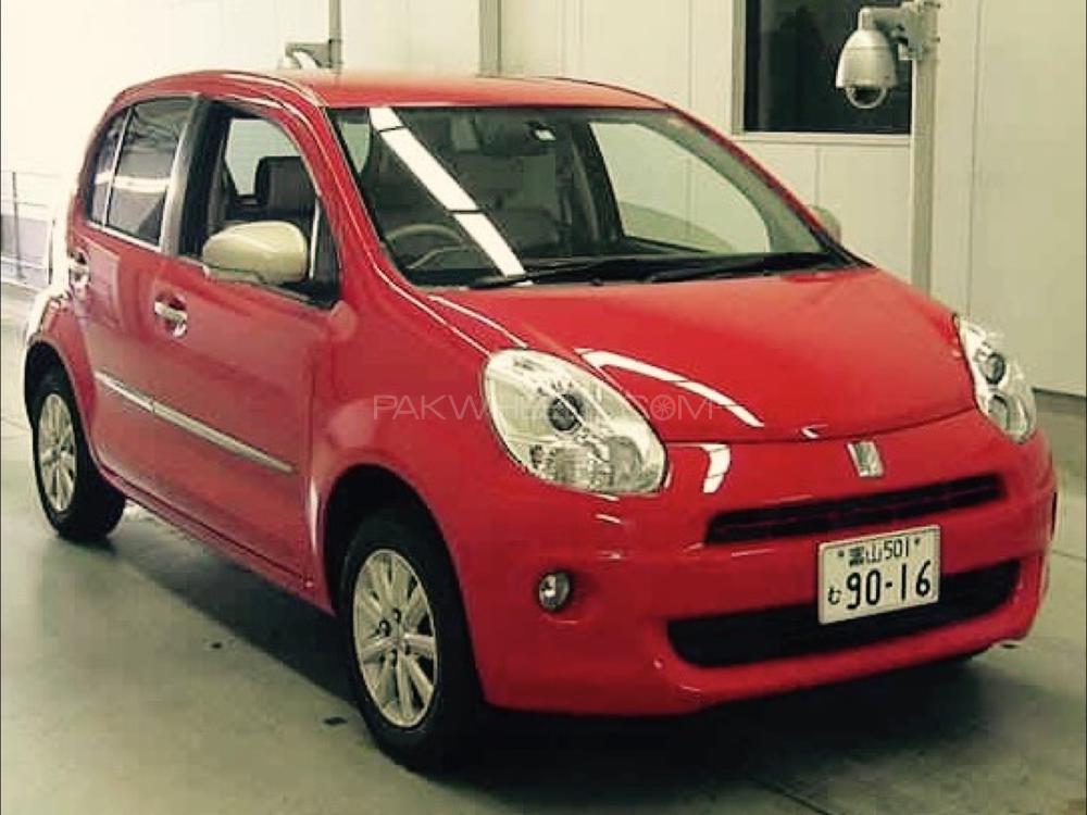 Toyota Passo + Hana 1.0 2014 Image-1