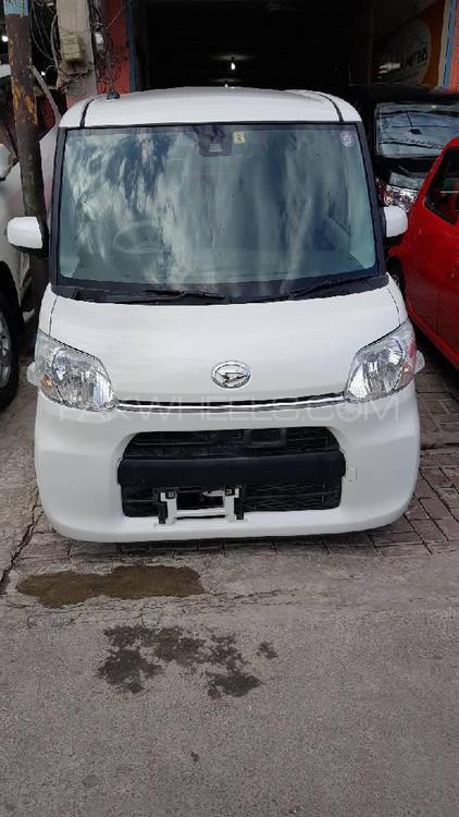 Daihatsu Tanto Custom X SA 2015 Image-1