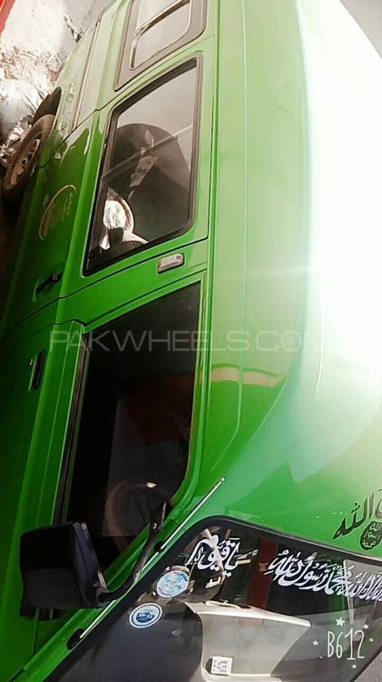 Suzuki Bolan VX Euro II 2015 Image-1