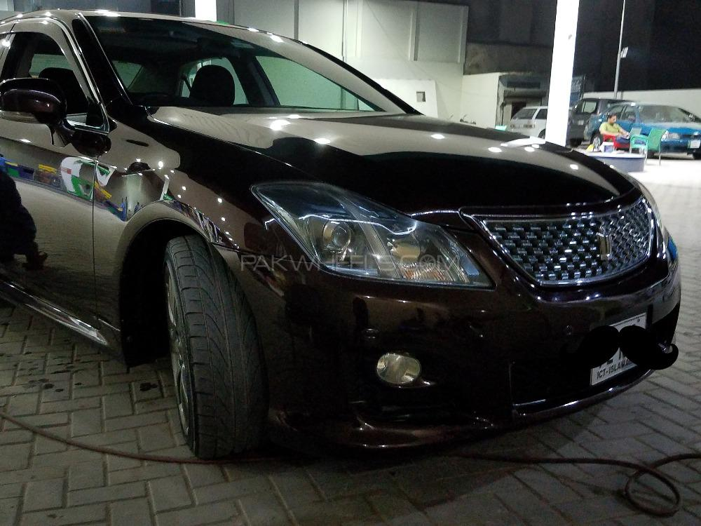 Toyota Crown Athlete 2009 Image-1