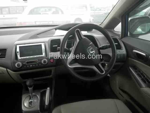 Honda Civic Hybrid 2010 Image-3