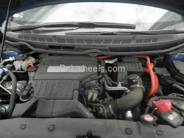 Honda Civic Hybrid 2010 Image-5