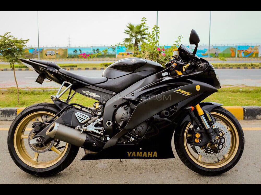 Used yamaha yzf r6 2010 bike for sale in lahore 217198 for 2010 yamaha r6 for sale
