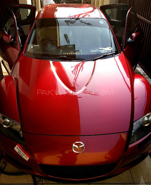 Mazda RX8 Rotary Engine 40TH Anniversary 2006 Image-1