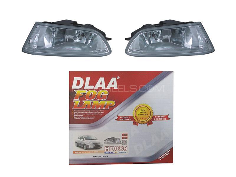 Honda City 2005-2006 DLAA Fog Lamp -  HD089 in Karachi