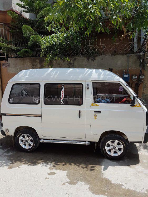 Suzuki Carry Standard 2016 Image-1