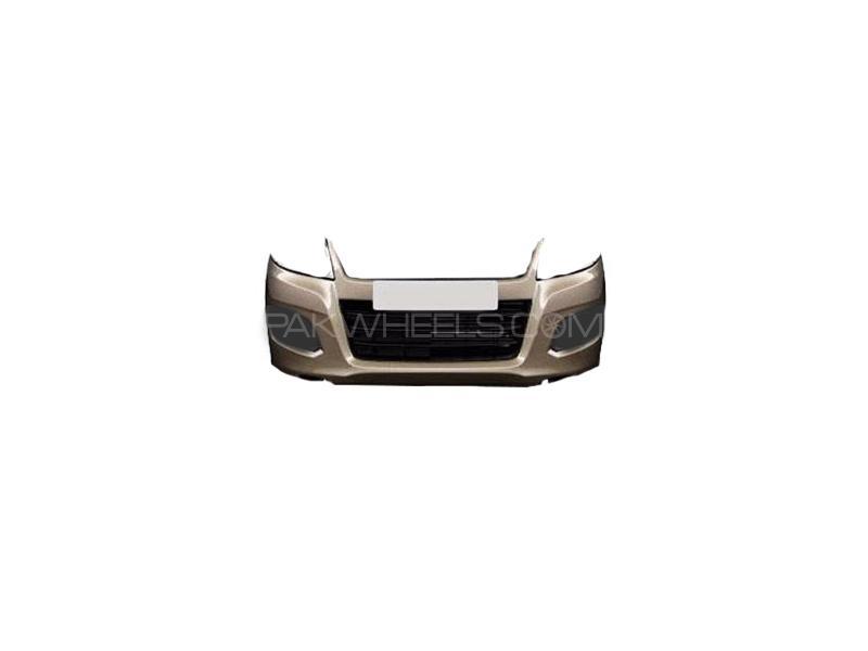 Suzuki Wagon R 2012-2014 Front Bumper Taiwan Image-1