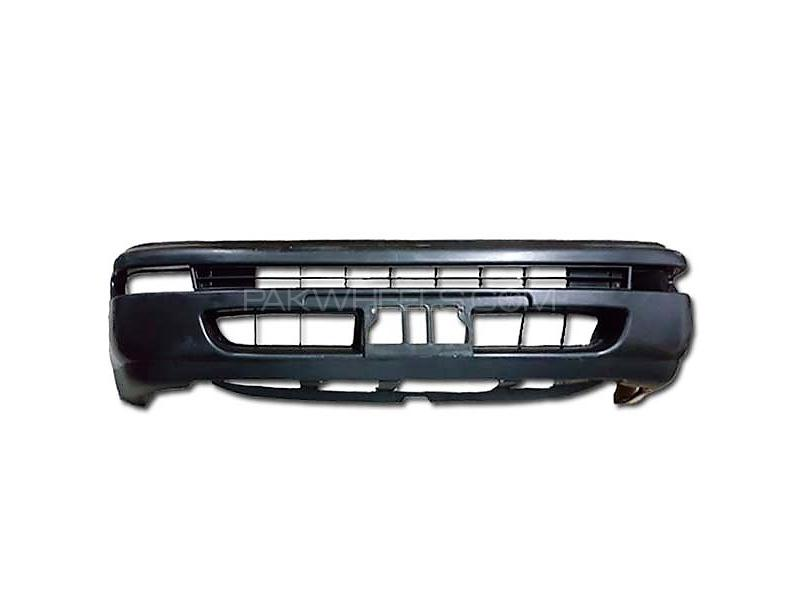 Toyota Corolla 1998-2002 Indus Front Bumper  Image-1
