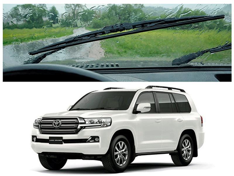 Toyota Land Cruiser 2015-2018 Sogo Viper Blades  Image-1