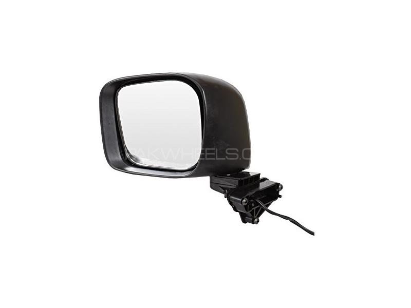 Toyota Vitz 2006 Side Mirror Without Light LH Image-1