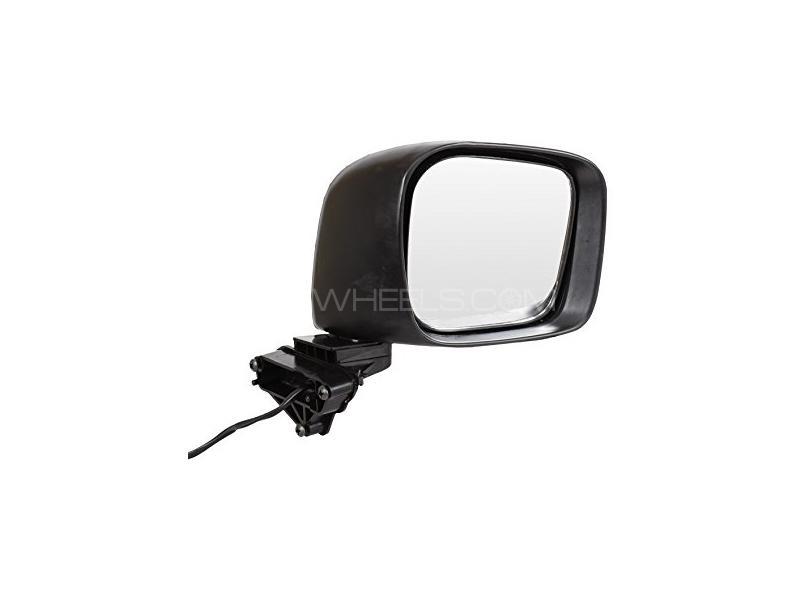Toyota Vitz 2008 Side Mirror Without Light RH Image-1