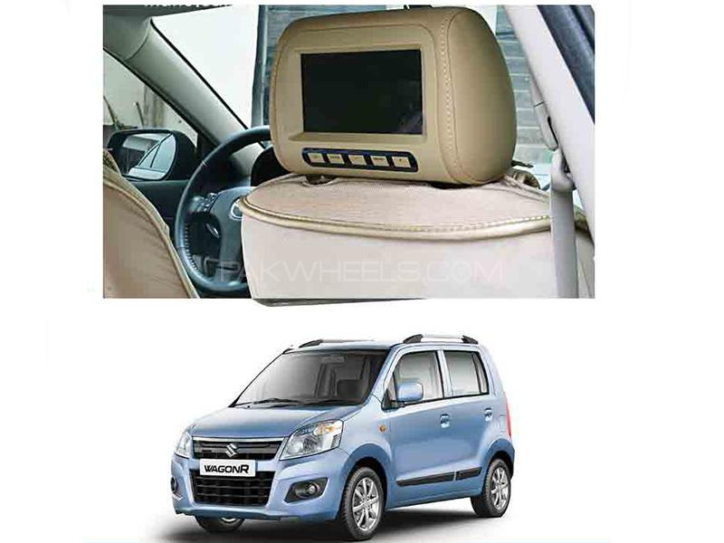 Car Headrest Monitor - Wagon-R 2014-2018 in Karachi