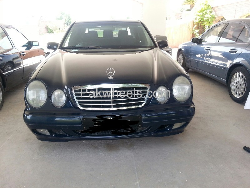 Mercedes benz e class e230 2000 for sale in faisalabad for 2000 mercedes benz e class e320