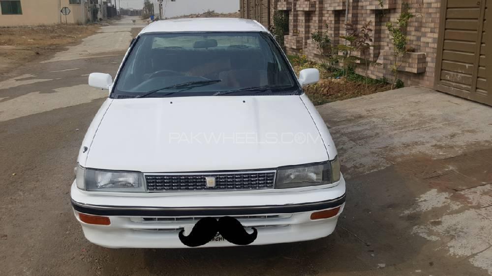 Toyota Corolla XL 1988 Image-1