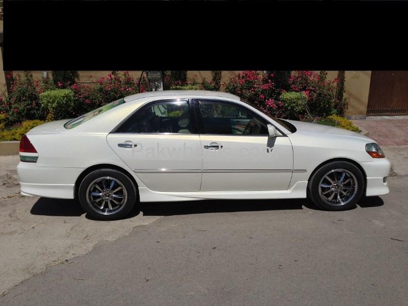 Toyota Mark II 2004 Image-6
