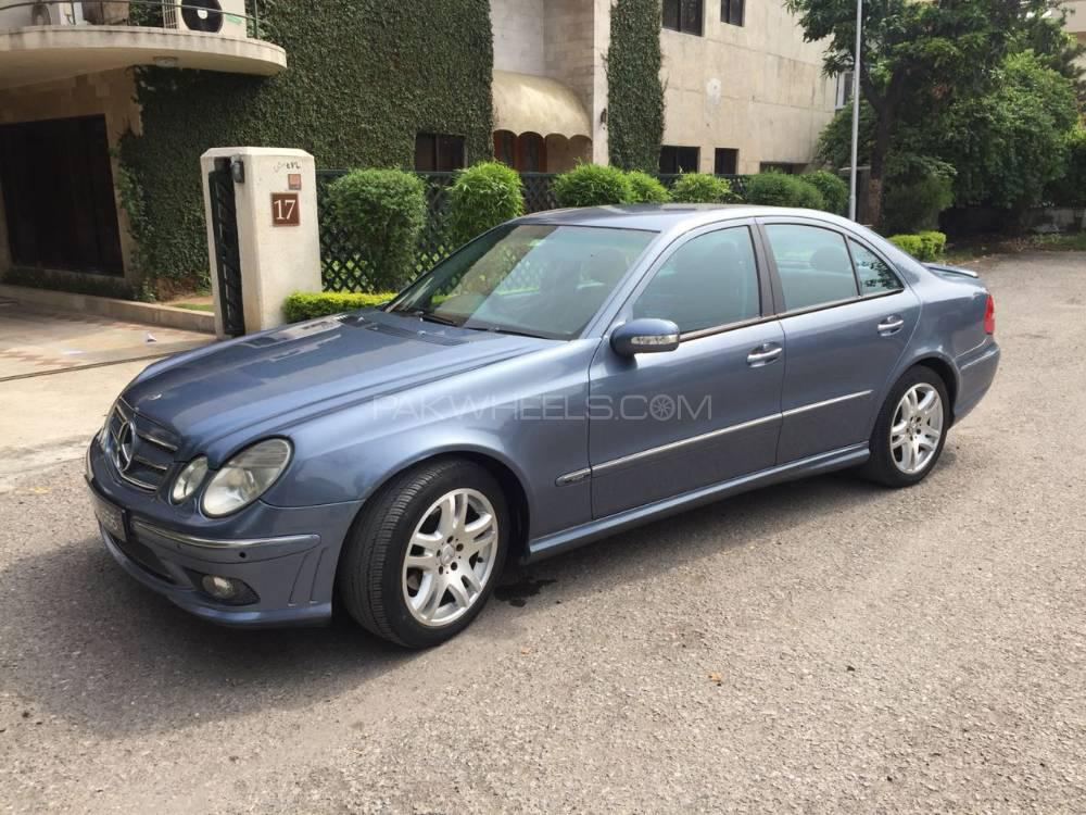 83a6f8f49d18cd Mercedes Benz E Class E220 CDI 2004 for sale in Islamabad ...