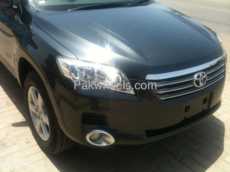 Toyota Vanguard S G PACKAGE 2008 Image-5