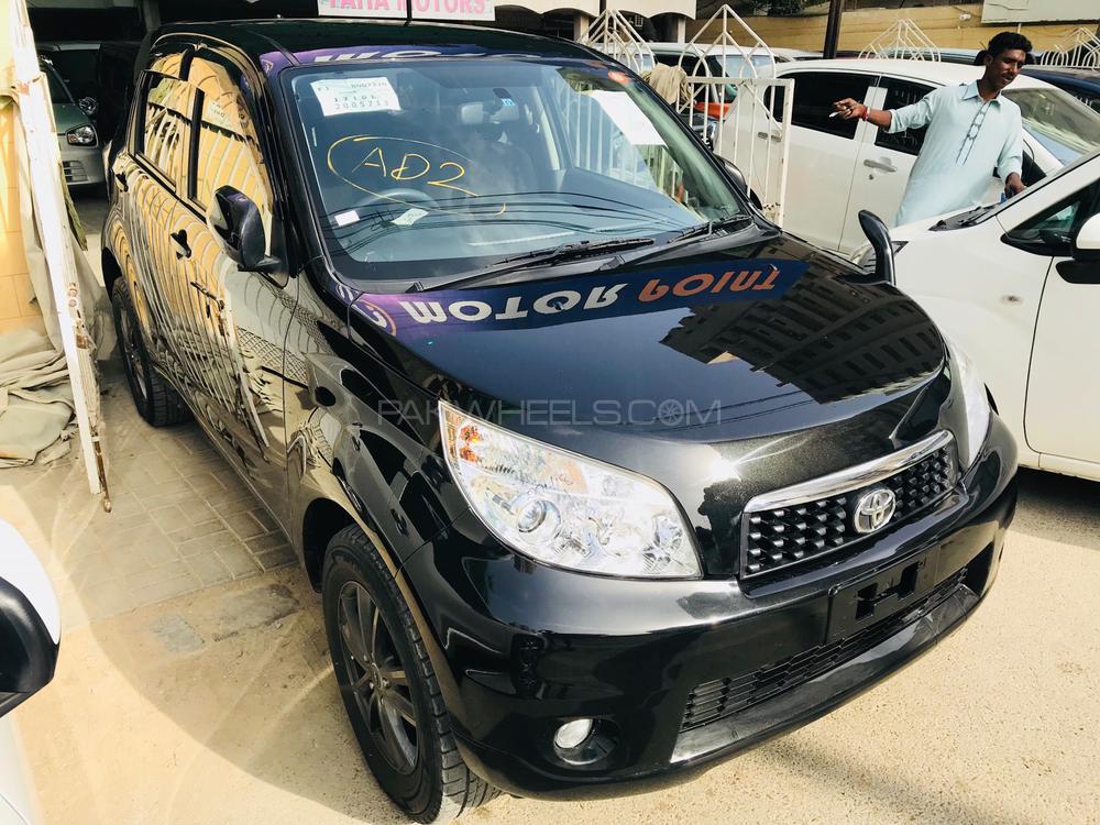 Toyota Rush G 2013 Image-1