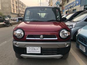 Used Suzuki Hustler G 2016