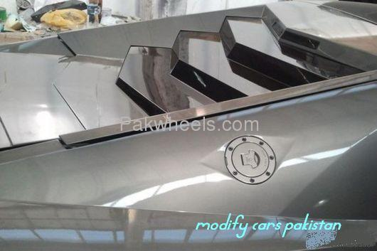 Modification of All Cars. Image-1