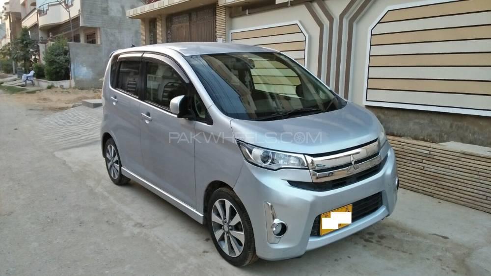 Mitsubishi Ek Wagon GS Marble Edition 2013 Image-1