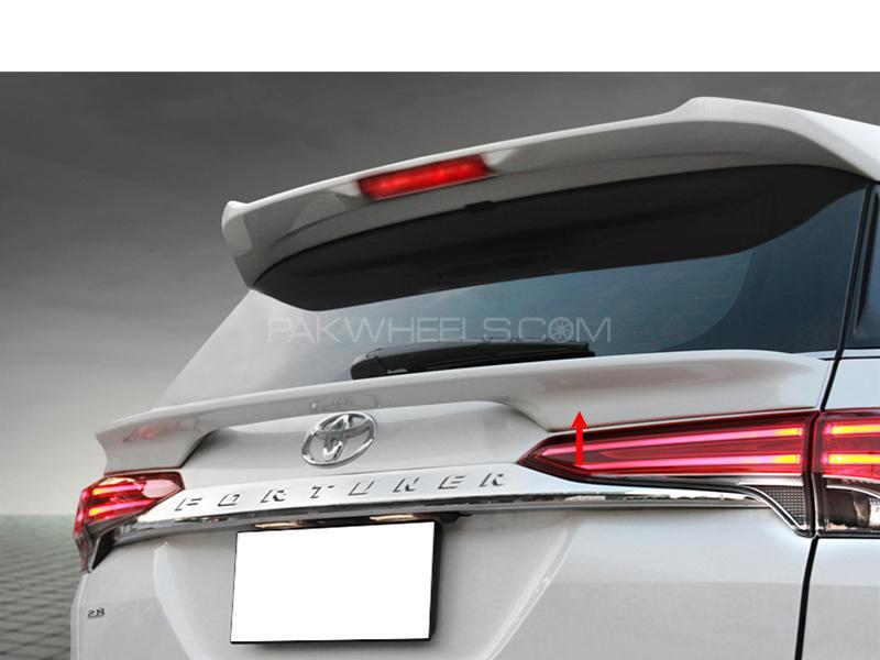 Toyota Fortuner 2016-2018 Rear Mid Spoiler in Karachi